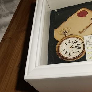 Accents - Shadow Box NWOT